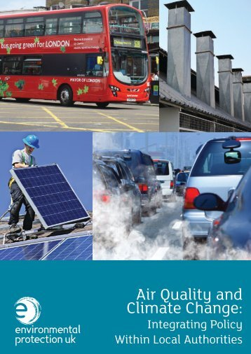 Air Quality and Climate 2011 - IAQM