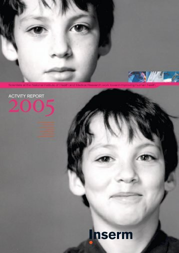 2005 Inserm Activity Report
