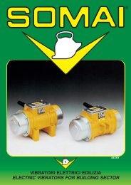 ELECTRIC VIBRATORS FOR BUILDING SECTOR - Qnisz ING