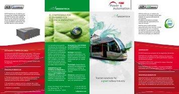 Ficha técnica del producto [PDF] - CAF Power & Automation