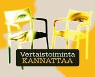 Vertaistoiminta KANNATTAA - Kansalaisareena