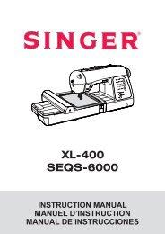 1 - SINGER Futura Support