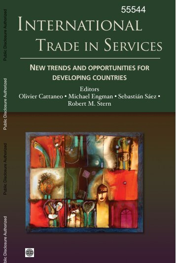 International Trade in Services.pdf - DSpace at Khazar University