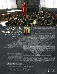 CAROLINA NAVIGATORS