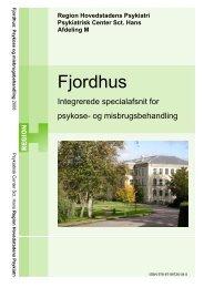 Fjordhus - Region Hovedstadens Psykiatri