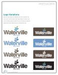 Waterville, Maine Branding Style Guide - City of Waterville - Page 3
