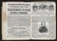 Vasárnapi Ujság 1865. 12. évf. 3. sz. - EPA