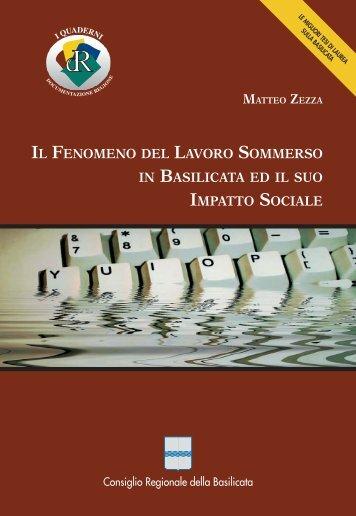 Matteo Zezza - Precedente versione del sito - Consiglio Regionale ...