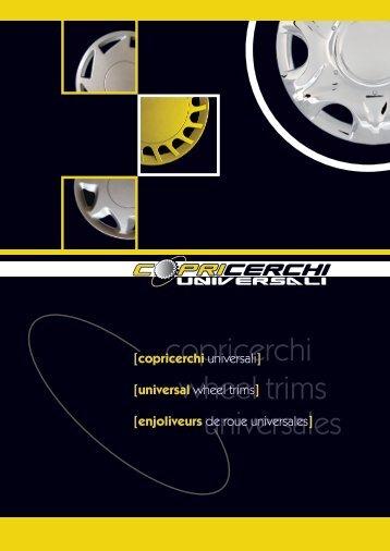 copricerchi wheel trims universales - Vulkanizerstvo TDS
