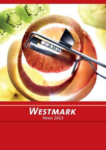 Neuheiten 2013 - Westmark