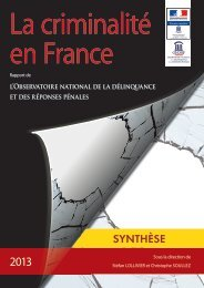 Synthese rapport_2013