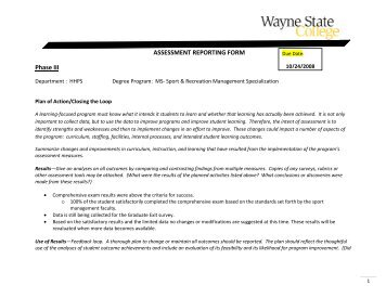 REPORT OF MEDICAL ASSESSMENT DD FORM 2697, FEB 95 (EG)