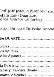 Rosa Duarte - Apuntes de Rosa Duarte - Page 5