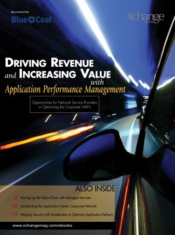 Application Performance Management - Network World