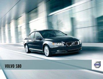 Κατεβάστε το e-brochure του S80 εδώ. - Volvo