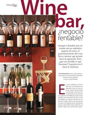 BARRA LIBRE 18.indd - Catering.com.co