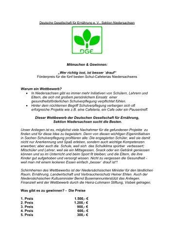 Entwurf HST 21 - Schule + Essen = Note 1
