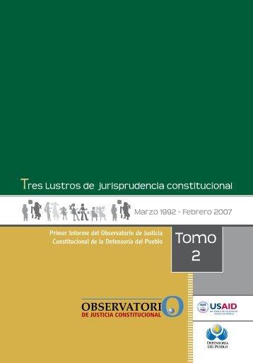 Descargar publicación - Defensoría del Pueblo