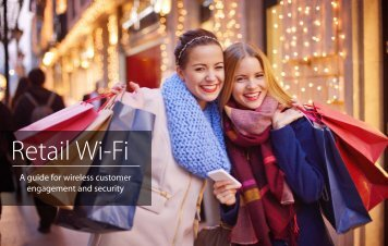 Retail Wi-Fi - Wireless Customer Engagement
