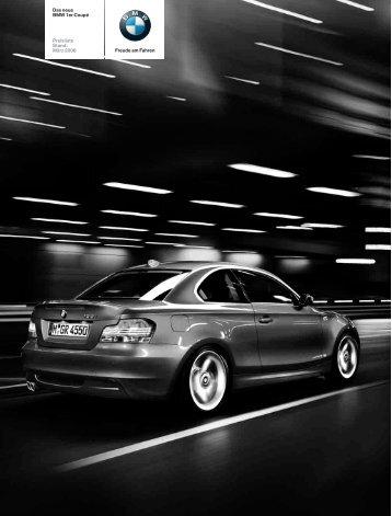 Preisliste (2008) Das neue BMW 1er Coupé - bmwarchiv.de