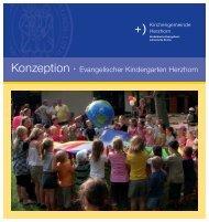 Konzeption · Evangelischer Kindergarten Herzhorn - Kirchenkreis ...