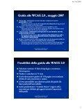Accessibilità e usabilità dei siti Web - Icomit.it - Page 3