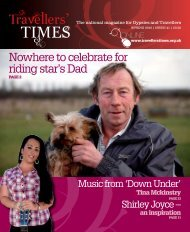 Issue 41 - Travellers' Times