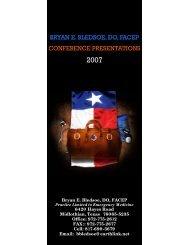Download - Dr. Bryan E. Bledsoe