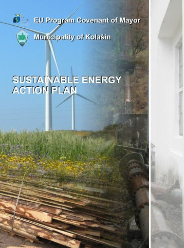 Municipality of Kolašin Sustainable Energy Action Plan
