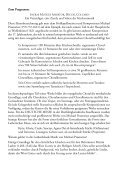 Zum Programmheft - Kirchenmusik an der Dreifaltigkeitskirche ... - Seite 3