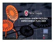 Wisconsin Union Improvement Plan Powerpoint - Facilities ...