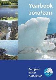 Yearbook 2010/2011 - EWA