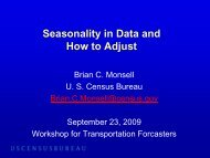 Seasonality in Data and How to Adjust