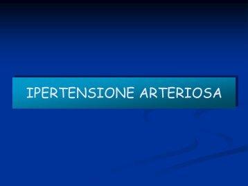 Ipertensione arteriosa - Medicina e chirurgia
