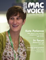 Download PDF. - Macmillan Cancer Support