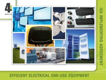 PRODUCTS - 4E - Efficient Electrical End-Use Equipment