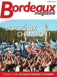 Bordeaux Magazine - N°365 juin 2009