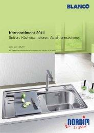 Kernsortiment 2011 - Nordim