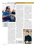 Inclusão social e esporte mobilizam personalidades e ... - Sesi - Page 4