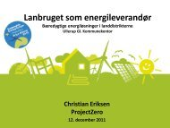 Indlæg v. Christian Eriksen, ProjectZero - Sønderborg kommune på ...