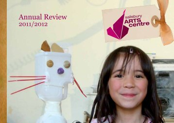 View Salisbury Arts Centre's Annual Report
