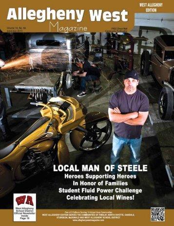 June 2013 - Allegheny West Magazine