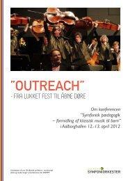Rapport fra konferencen Symfonisk pædagogik - Emu