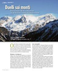 Duelli sui monti - Ardia.ch
