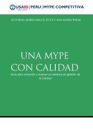 Una MyPe con Calidad.pdf - CRECEmype