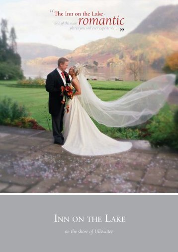 Wedding Brochure - Lake District Hotels