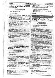 Reglamento de la Ley Marco - CRECEmype