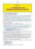 LES ÉNERGIES RENOUVELABLES - Page 3
