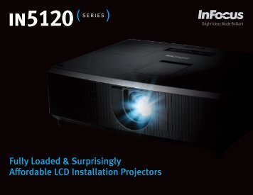 Download Spec Sheet - Projector Point
