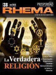 Revista Rhema Mayo 2013 - Radio Bethel